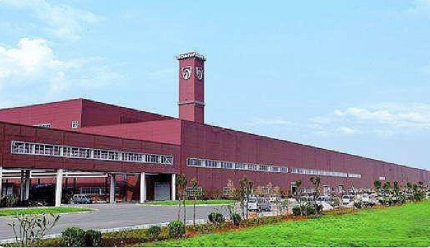 延锋安道拓上海安亭工厂
